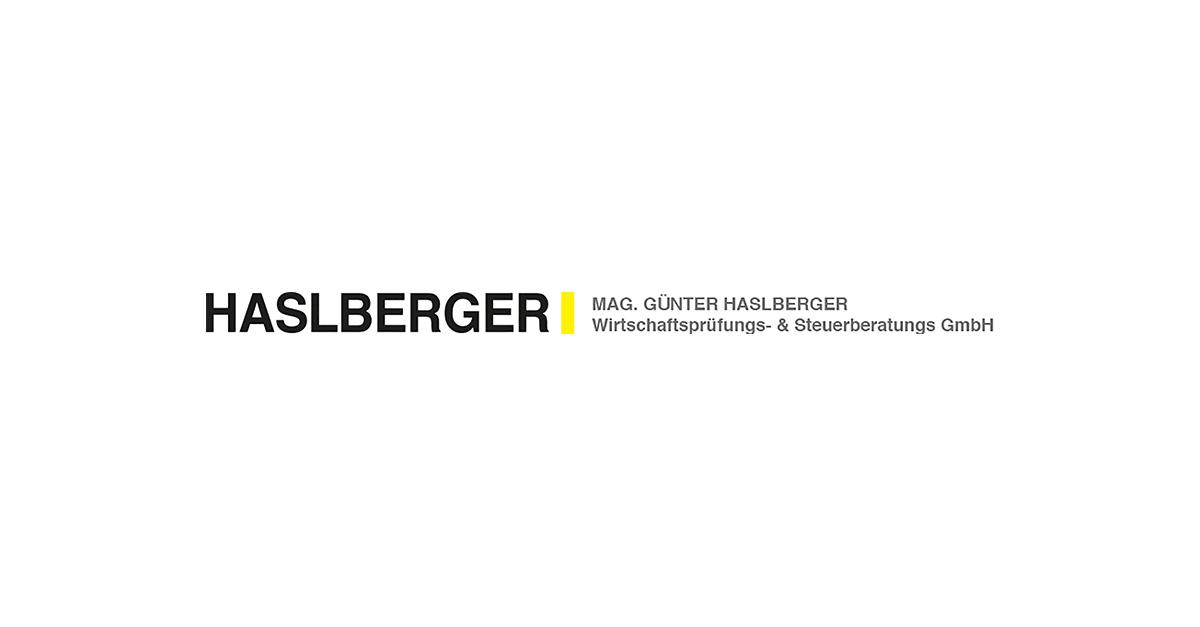 Rechnungsmerkmale Haslberger